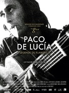 Paco de Lucía: la búsqueda - French Movie Poster (xs thumbnail)