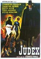 Judex - Belgian Movie Poster (xs thumbnail)