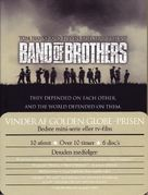"""Band of Brothers"" - Danish Blu-Ray cover (xs thumbnail)"