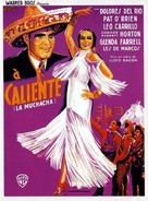 In Caliente - French Movie Poster (xs thumbnail)