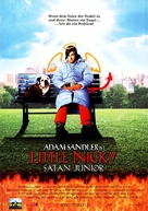 Little Nicky - German Movie Poster (xs thumbnail)