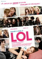 LOL (Laughing Out Loud) ® - Spanish Movie Poster (xs thumbnail)
