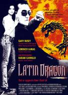 Latin Dragon - Danish poster (xs thumbnail)