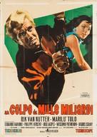 Un colpo da mille miliardi - Italian Movie Poster (xs thumbnail)
