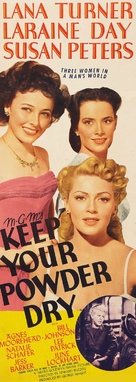 Keep Your Powder Dry - Movie Poster (xs thumbnail)