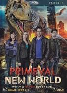 """""""Primeval: New World"""" - Hong Kong Movie Cover (xs thumbnail)"""