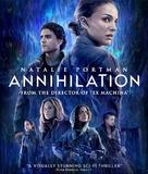 Annihilation - Movie Cover (xs thumbnail)
