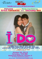 I Do - Philippine Movie Poster (xs thumbnail)
