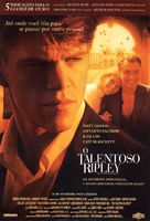 The Talented Mr. Ripley - Brazilian Movie Poster (xs thumbnail)