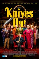 Knives Out - Australian Movie Poster (xs thumbnail)
