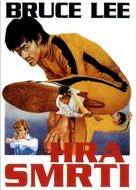 Game Of Death - Czech DVD movie cover (xs thumbnail)