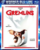 Gremlins - French Blu-Ray movie cover (xs thumbnail)