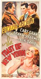 The Toast of New York - Movie Poster (xs thumbnail)