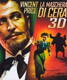 House of Wax - Italian Blu-Ray cover (xs thumbnail)