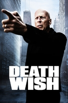 Death Wish - British Movie Cover (xs thumbnail)