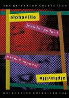 Alphaville, une étrange aventure de Lemmy Caution - DVD cover (xs thumbnail)