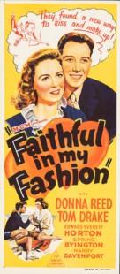 Faithful in My Fashion - Australian Movie Poster (xs thumbnail)
