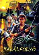 River of Death - Hungarian Movie Cover (xs thumbnail)
