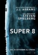 Super 8 - Italian Movie Poster (xs thumbnail)