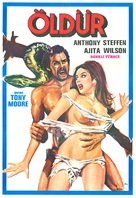 Escape from Hell - Turkish Movie Poster (xs thumbnail)