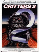 Critters 2: The Main Course - French Movie Poster (xs thumbnail)