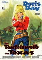 The Ballad of Josie - German Movie Poster (xs thumbnail)
