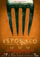 Estômago - Dutch Movie Poster (xs thumbnail)