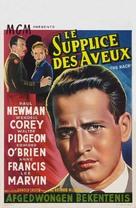 The Rack - Belgian Movie Poster (xs thumbnail)