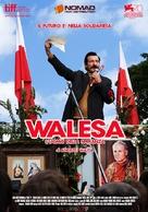 Walesa. Czlowiek z nadziei - Italian Movie Poster (xs thumbnail)