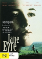 Jane Eyre - Australian Movie Cover (xs thumbnail)