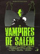Salem - French Movie Poster (xs thumbnail)