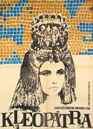 Cleopatra - Hungarian Movie Poster (xs thumbnail)
