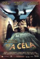 The Cell - Brazilian Movie Poster (xs thumbnail)