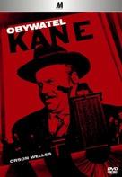 Citizen Kane - Polish DVD movie cover (xs thumbnail)