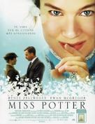 Miss Potter - Spanish Movie Poster (xs thumbnail)