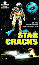 Morons from Outer Space - German VHS movie cover (xs thumbnail)