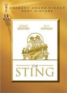 The Sting - DVD cover (xs thumbnail)