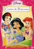 Disney Princess Stories Volume Three: Beauty Shines from Within - French DVD cover (xs thumbnail)