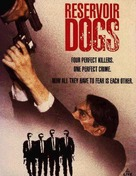 Reservoir Dogs - DVD cover (xs thumbnail)