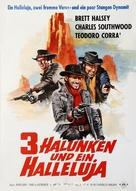 Roy Colt e Winchester Jack - German Movie Poster (xs thumbnail)