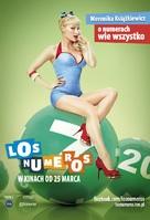 Los Numeros - Polish Movie Poster (xs thumbnail)
