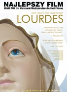 Lourdes - Polish Movie Poster (xs thumbnail)
