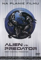 AVP: Alien Vs. Predator - Polish DVD cover (xs thumbnail)