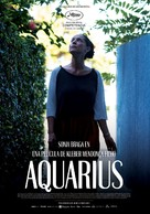 Aquarius - Mexican Movie Poster (xs thumbnail)