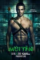 """""""Arrow"""" - Vietnamese Movie Poster (xs thumbnail)"""
