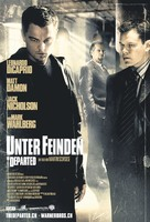 The Departed - Swiss Movie Poster (xs thumbnail)