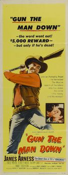 Gun the Man Down - Movie Poster (xs thumbnail)