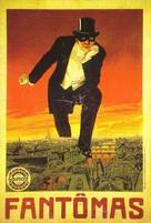 Juve contre Fantômas - French Movie Poster (xs thumbnail)