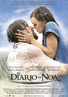 The Notebook - Spanish Theatrical poster (xs thumbnail)