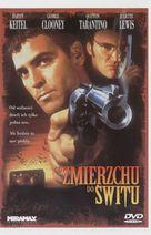 From Dusk Till Dawn - Polish DVD cover (xs thumbnail)